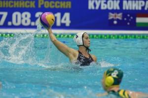Результаты 2-го тура Кубка мира 2014 по водному поло среди женских команд.
