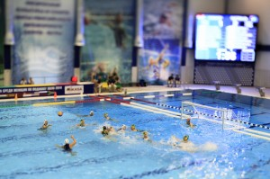 Результаты первого игрового дня Кубка мира 2014 по водному поло среди женских команд.