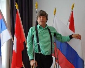 Ободчук Андрей - Чемпион мира среди инвалидов с ПОДА