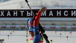 Решающий этап мирового кубка по биатлону пройдет в конце марта 2015 года в Ханты-Мансийске
