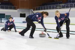 Суперкубок России по керлингу пройдет в Ханты-Мансийске