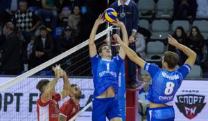 Волейбольный клуб «Газпром-Югра» завершил участие в кубке России