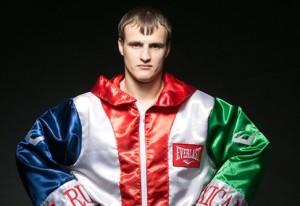 Российский боксер из ХМАО Евгений Градович
