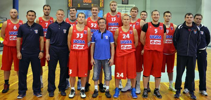 Баскетбольный клуб «Университет-Югра» Сургут