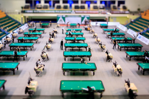 Фото Чемпионат по бильярду Ханты-Мансийск 2014
