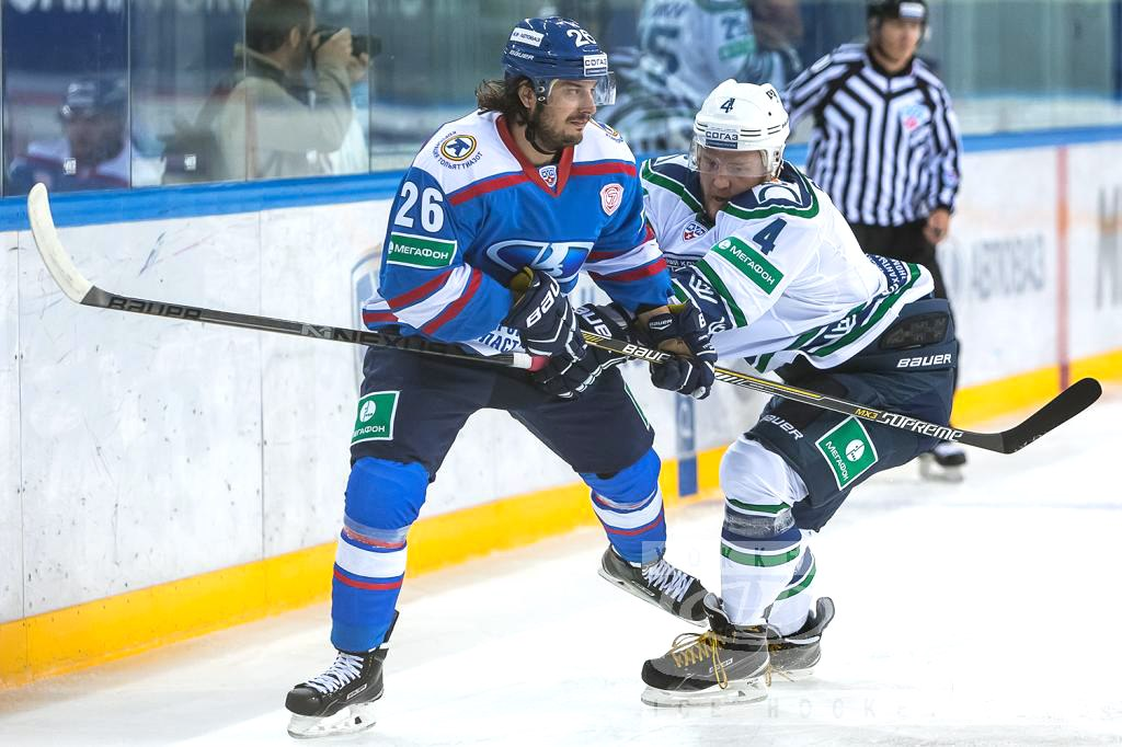 Лада Тольятти - Югра Ханты-Мансийск хоккей КХЛ