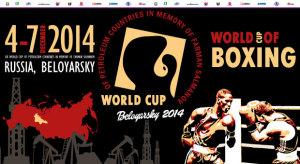 Кубок мира по боксу нефтяных стран 2014 Белоярский
