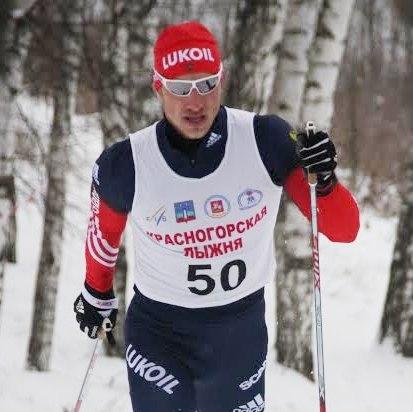 Сергей Турышев лыжник Сургут