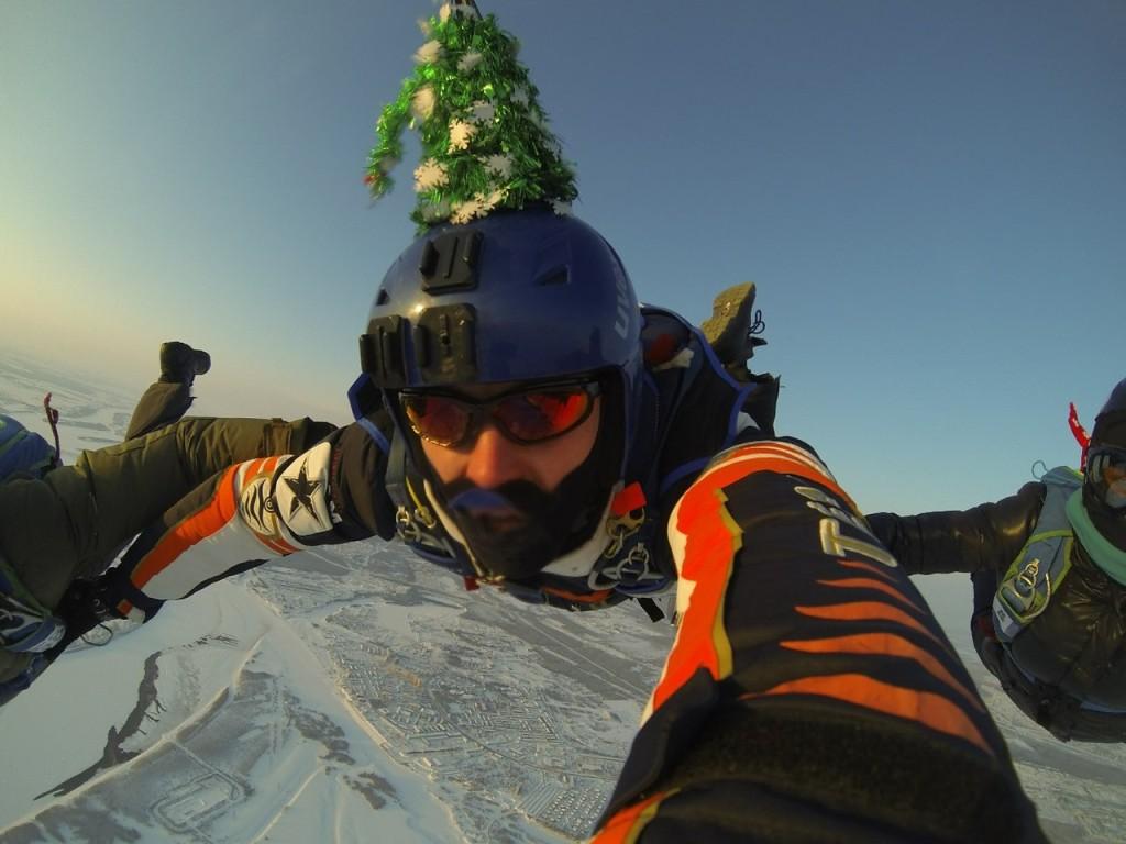 Прыжки с парашютом в Нефтеюганске ХМАО