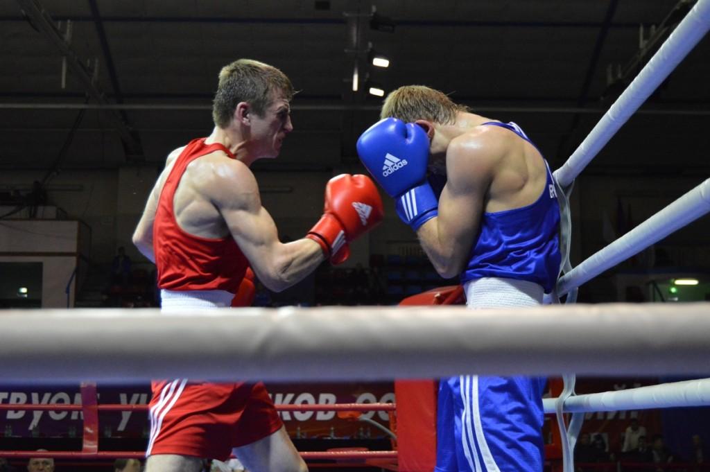 Чемпионат по боксу ХМАО