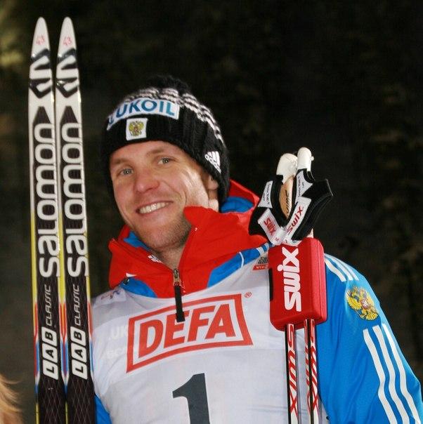Антон Гафаров Ханты-Мансийск лыжный спорт