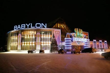 """развлекательный комплекс """"Вавилон"""" Сургут"""