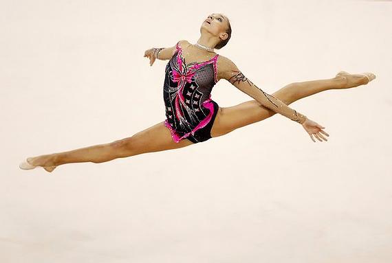 художественная гимнастка