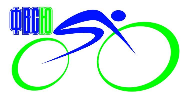 Федерация Велосипедного спорта Югры логотип