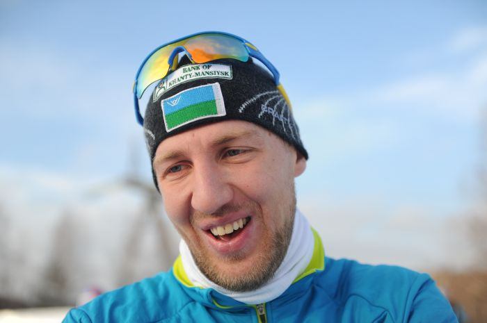 Евгений Дементьев лыжные гонки ХМАО