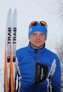 Алексей Грошев лыжные гонки сурдлимпиада