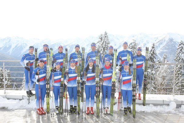 Сурдлимпиада лыжные гонки
