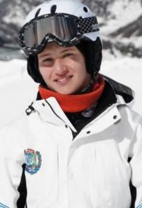 Мария Подоровская сноуборд Сургут