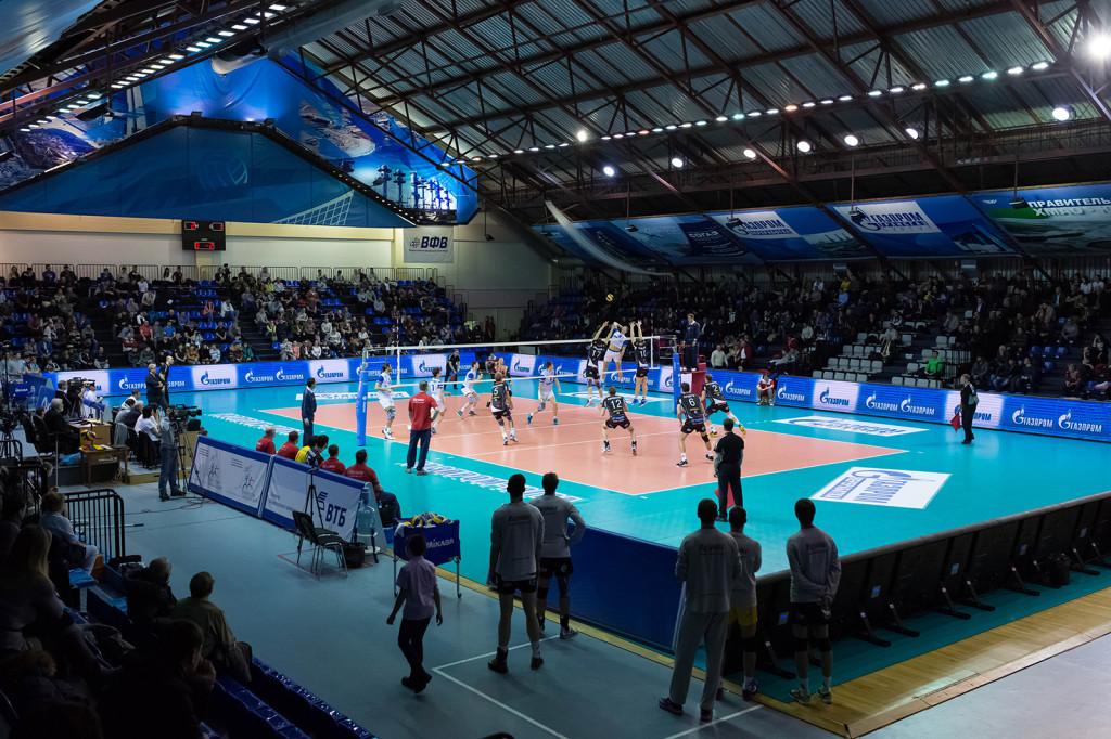 Сургут Премьер-Арена волейбол