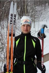 Татьяна Горбунова лыжные гонки