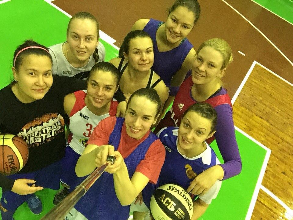 Женский баскетбольный клуб «Университет-Югра» игроки