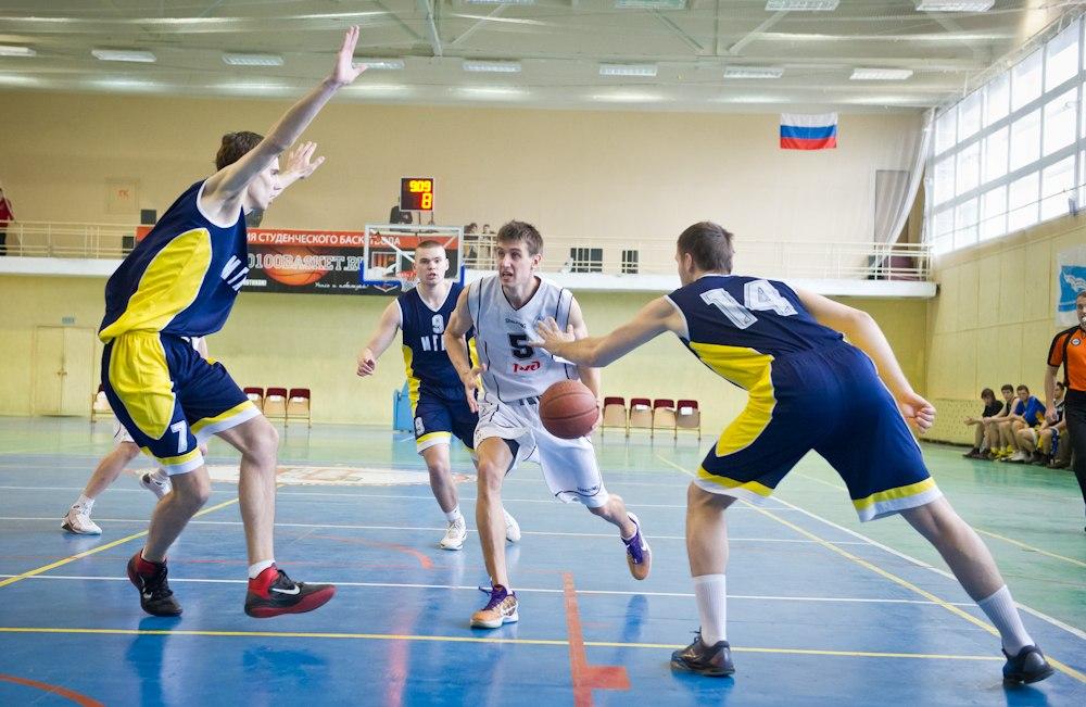 Баскетбол Югорск