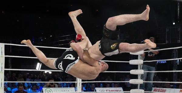 MMA  в Нижневартовске