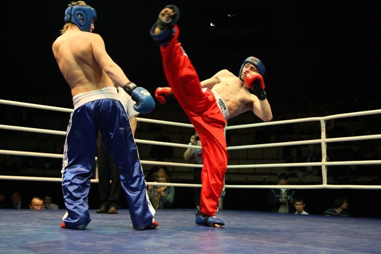 Чемпионат и первенство Ханты-Мансийского автономного округа-Югры по кикбоксингу в разделе К-1