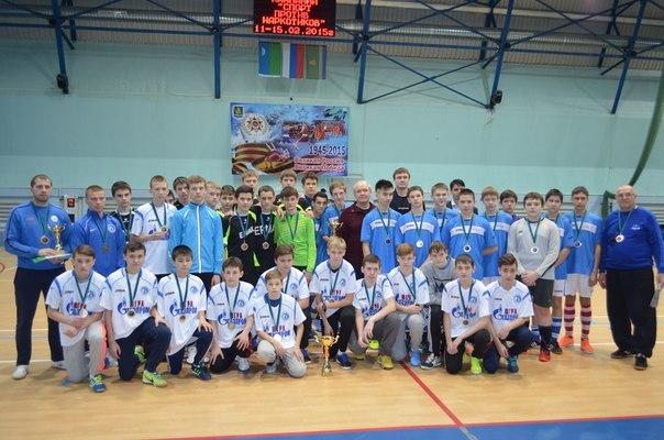 Окружной мини-футбольный турнир дети Югры