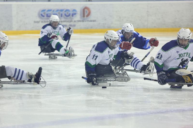 следж хоккейный клуб Югра