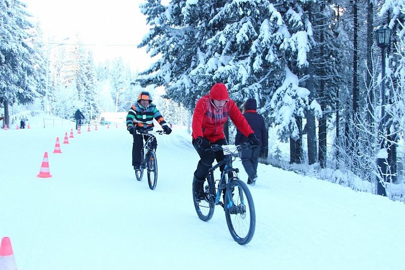 зимний Кубок по горному велосипеду ХМАО Ханты-Мансийск