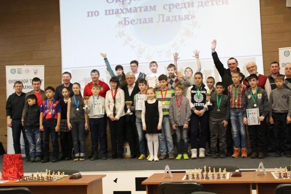 Шахматы Белая ладья 2015