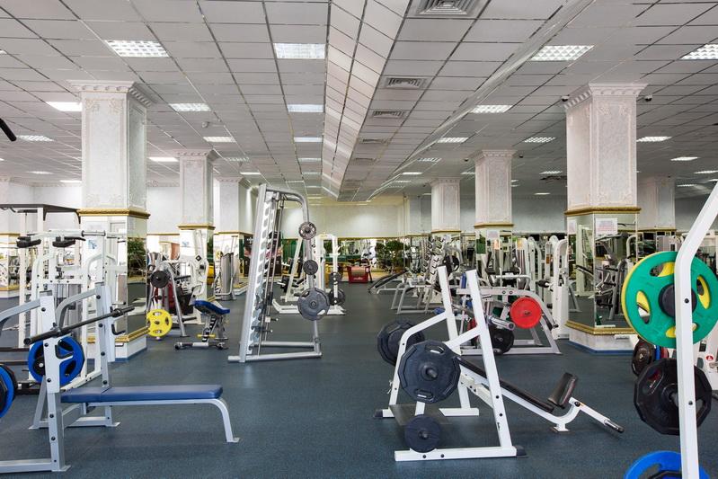 Фитнес клуб strong в Сургуте