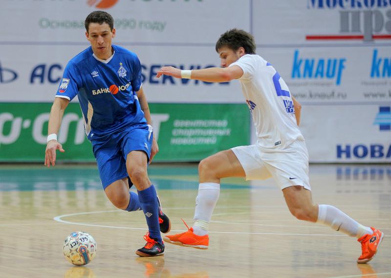 Динамо Газпром Югра кубок России по мини футболу