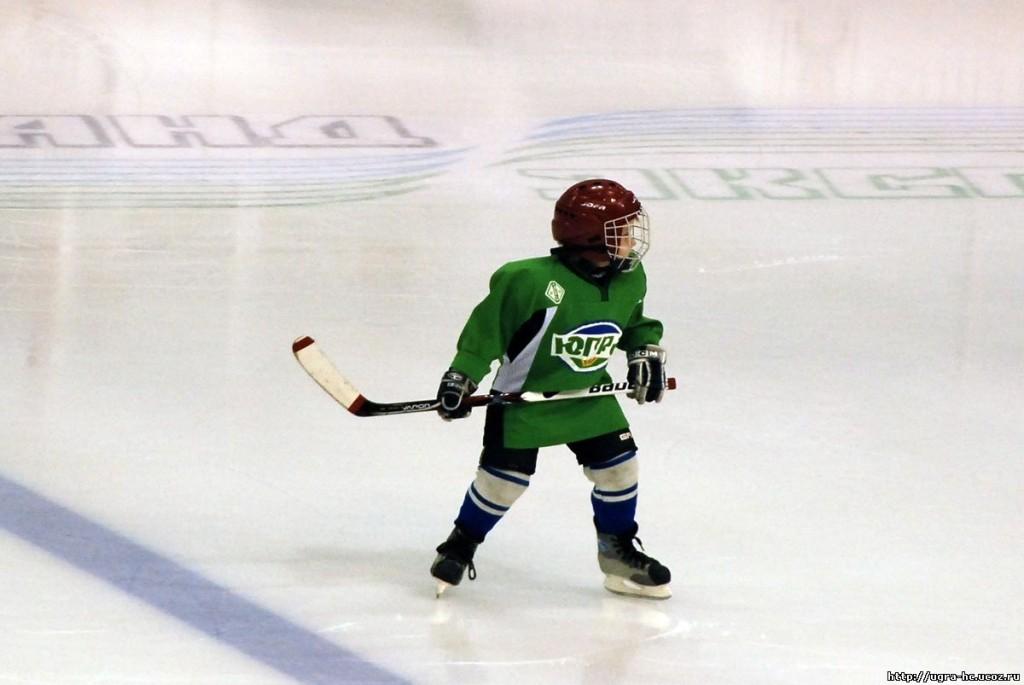 Хоккей турнир дети ХМАО