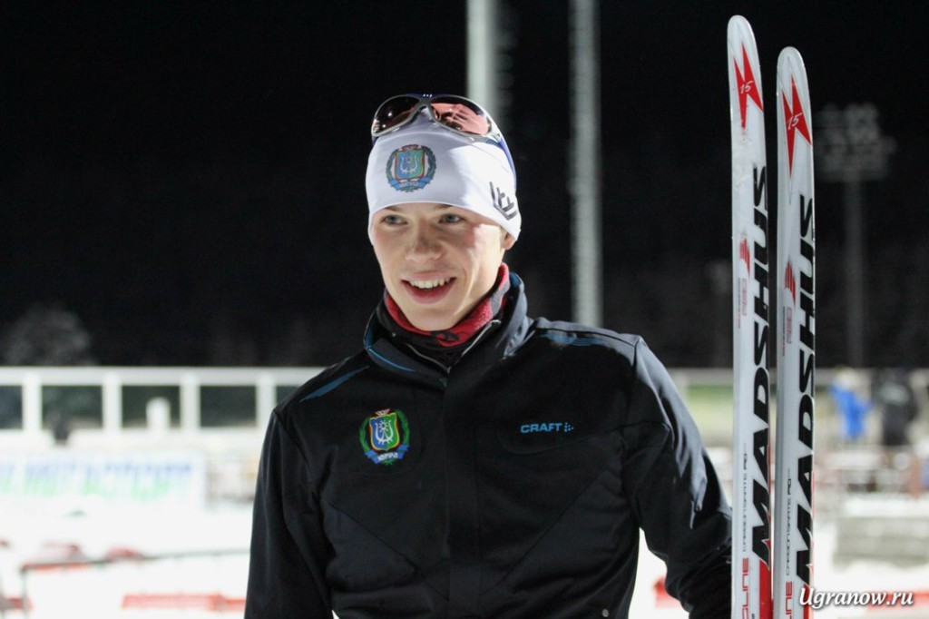Алексей Корнев биатлонист Ханты-Мансийск