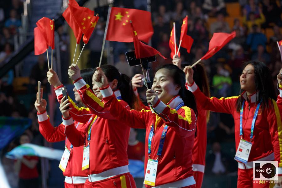 Сборная Китая Сурдлимпиада