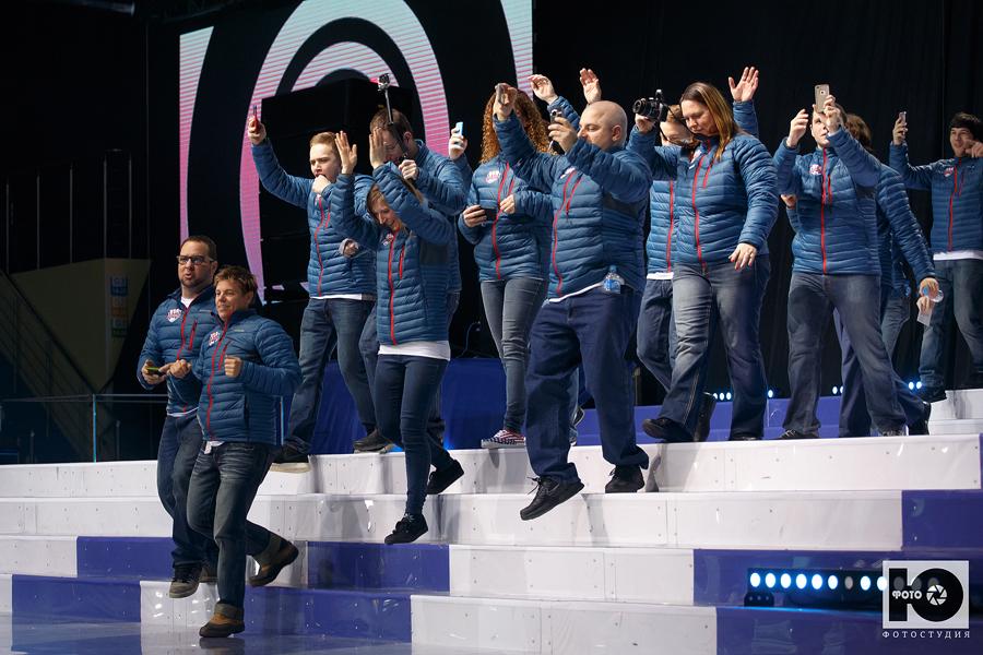 Сурдлимпийская сборная США