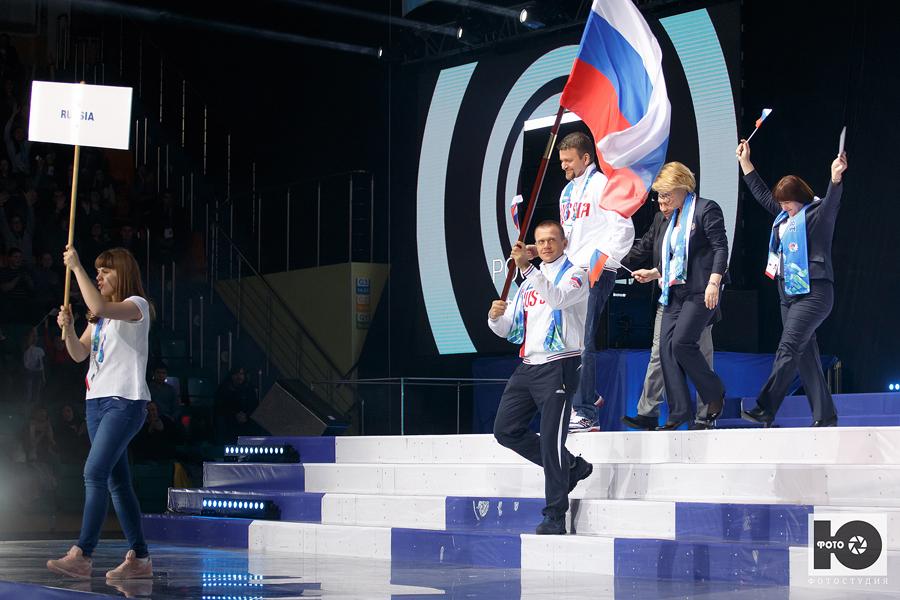 Сурдлимпийская сборная России