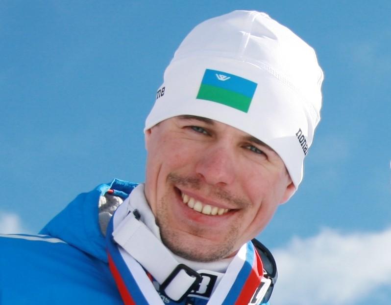 лыжник Сергей Устюгов ХМАО