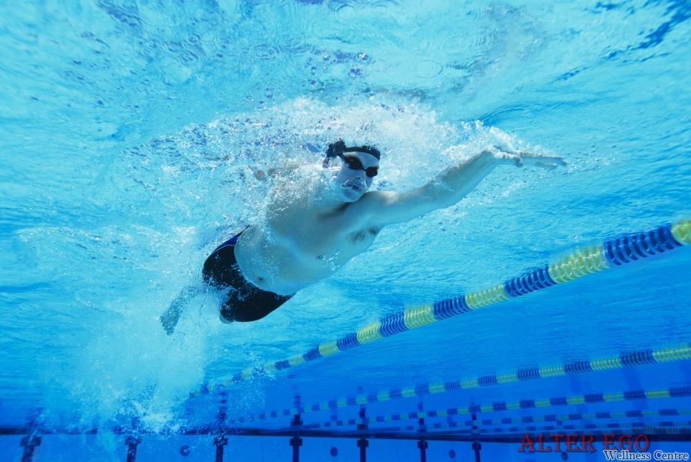 плавание в ХМАО среди старших юношей и девушек