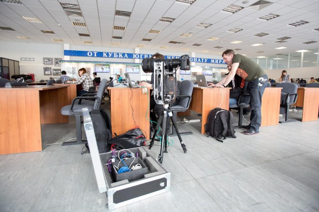 роботизированная «голова» для фотосъемки устройство DKV