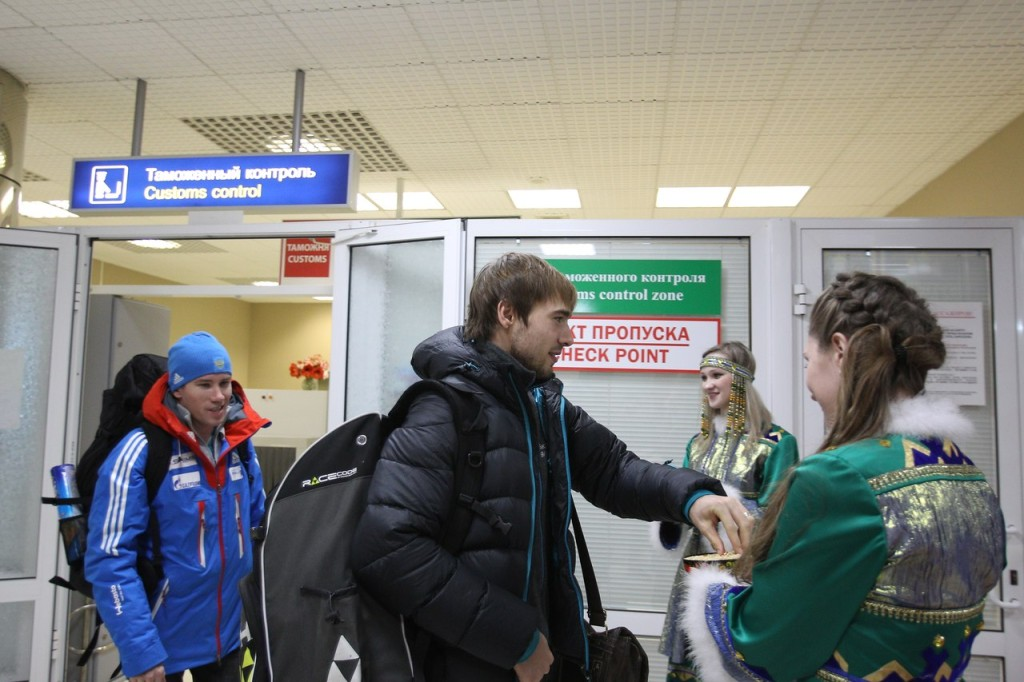 Антон Шипулин в Ханты-Мансийске