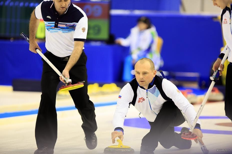 Сурдлимпийская сборная России по керлингу