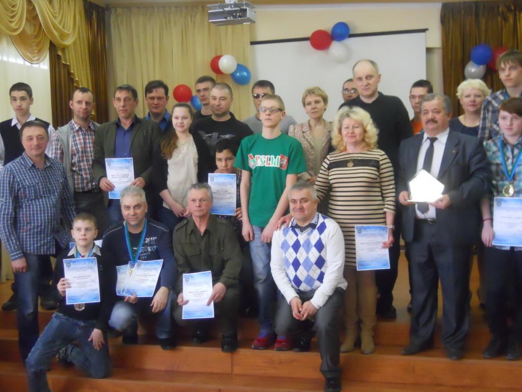 Участники конкурса «UgraModell-2015» Нижневартовск