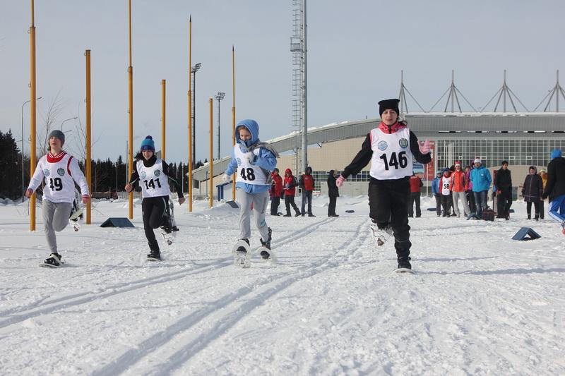 Зимняя Специальная Спартакиада среди детей и подростков