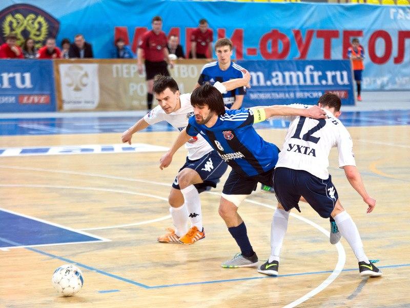 Мини-футбольный клуб Факел