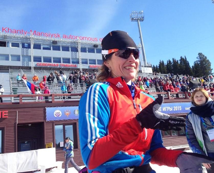 Анна Федулова стала девятикратной сурдлимпийской чемпионкой