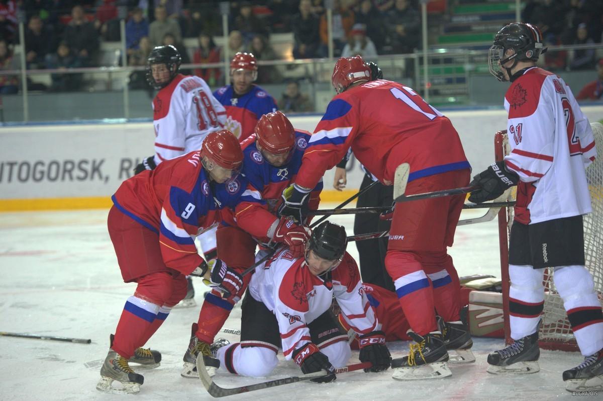 Канада Россия Сурдлимпийские игры хоккей