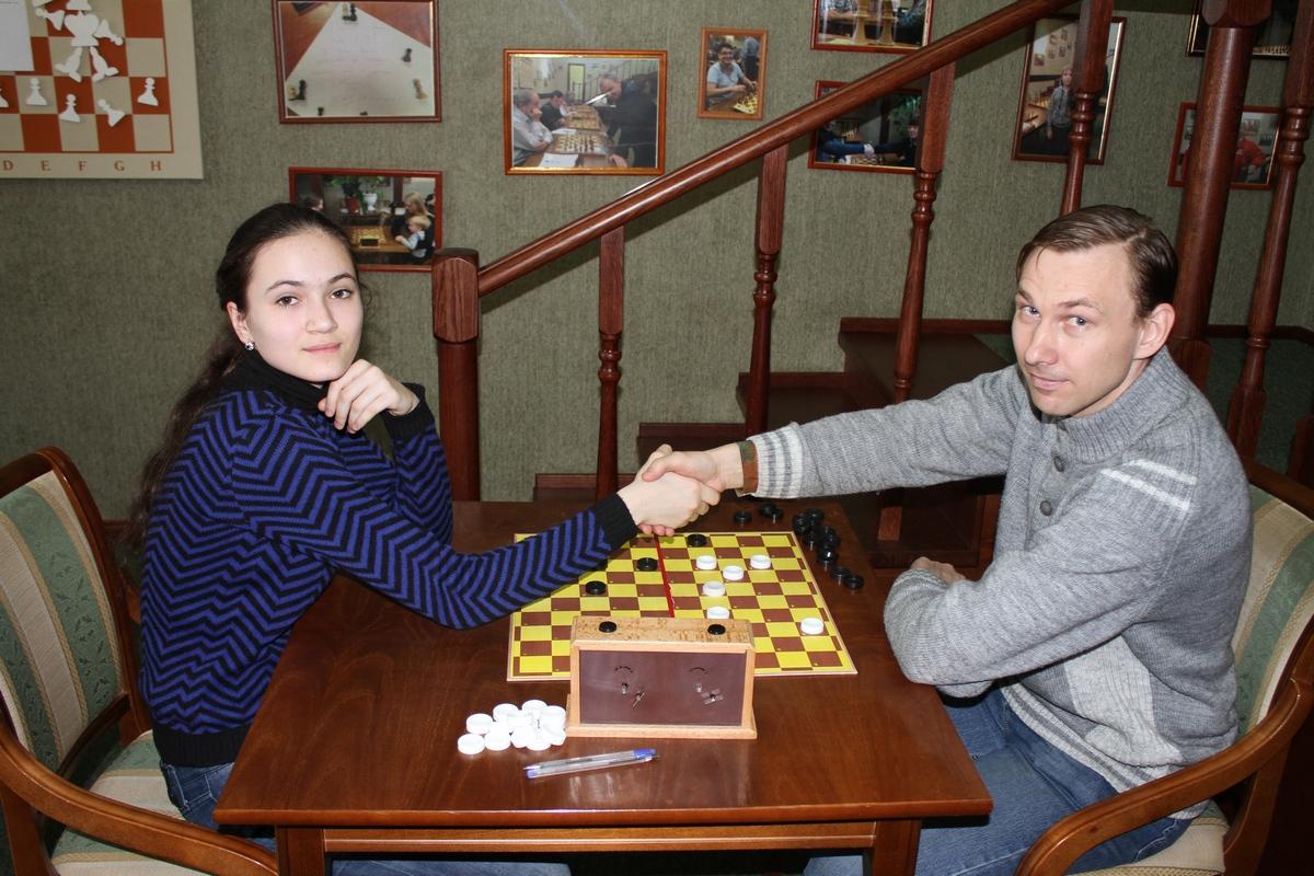 чемпионат по шашкам Сургут